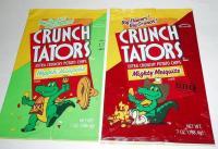 In The 80s Food Of The Eighties Crunch Gators