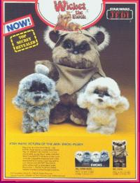 In The 80s Toys Of The Eighties Ewok Stuffed Animals