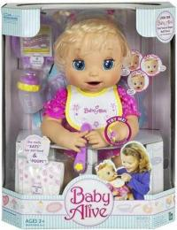 ... click to see larger image click to see next image. Baby Alive doll by  Kenner. f05d71f3c3